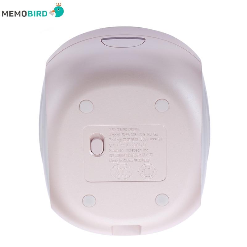 Mini Photo Printer Wifi Barcode Printers Portable Thermal Printers phone Wireless Remote Control 5