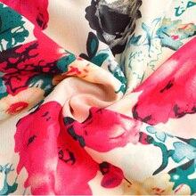 Women Summer Dress 2018 AWAYTR Brand Boho New  Apricot Sleeveless O-Neck Florals Print Pleated Party Clubwear Formal Dress