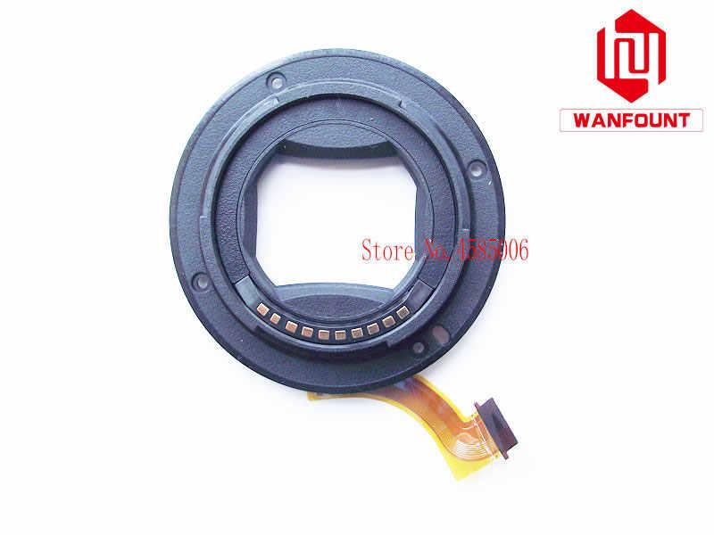 Новый 50-230 объектив заднего байонетного крепления кольцо с контактным гибким кабелем для Fuji Fujifilm XC 50-230 мм f/4,5-6,7 OIS ремонтный блок