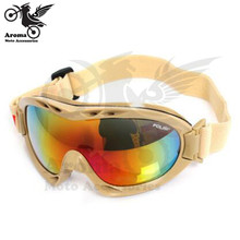 6 colors available hot adjustable universal adult children glasses snowboard eyewear ski sunglasses camouflage motorcycle goggle