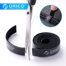 ORICO CBT Nylon Cable Winder Wire Organizer Earphone Mouse Cord Cable Mark Colorful Ties Label Wire For iPhone PC Ethernet Cable orico cbt cable manager nylon cable mark colorful ties label brand belting ribbon wire binging strap seals for your computer
