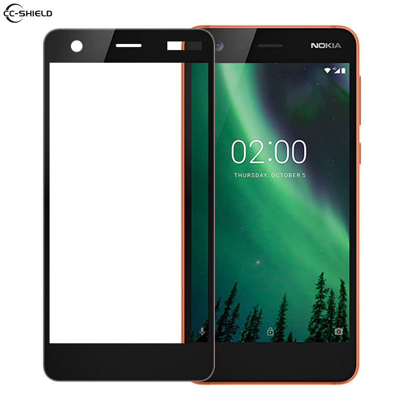 Full Cover Glass for Nokia 2 2018 TA 1029 TA 1035 Screen Protector Film for Nokia2
