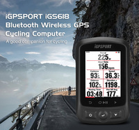 Bike Bicycle Bluetooth Wireless Stopwatch Speedometer Waterproof IPX7 Cycling Bike Speedometer Computer GPS+GLONASS+BeiDou
