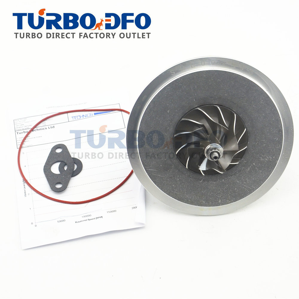 Turbocharger kit GT2556S cartridge core assy CHRA 711736-0024 for Perkins Diverse / Traktor 4.4 L T4.40 / 1104 / 1104C-44T
