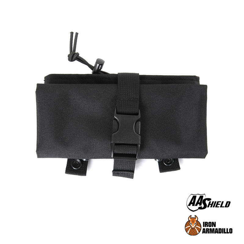AA Shield 3-fold Mag Recovery Pouch Modular Pouch Tactical Assault Gear Molle Hunting Bags Sundries Pouch Black mag 200 в киеве