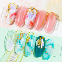 T-TIAO CLUB 10PCS Nail Rhinestones DIY 3D Art Face Decorations Gems For Nails Manicure Water Drop