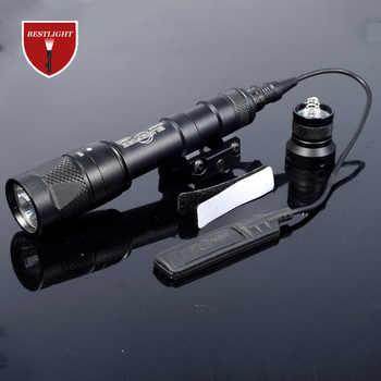 M600 M600V Scout Light Hunting Strobe Flashlight Gun Weapon For 20mm Weaver Picatinny Rail Base 1913 Mount - DISCOUNT ITEM  40% OFF Sports & Entertainment