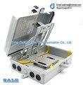16 порта FTTH-Fiber Optic Соединительная Коробка. 1X16 Core Открытый Волоконно-Оптической Распределительной Коробке Оптический Сплиттер Распределения коробка