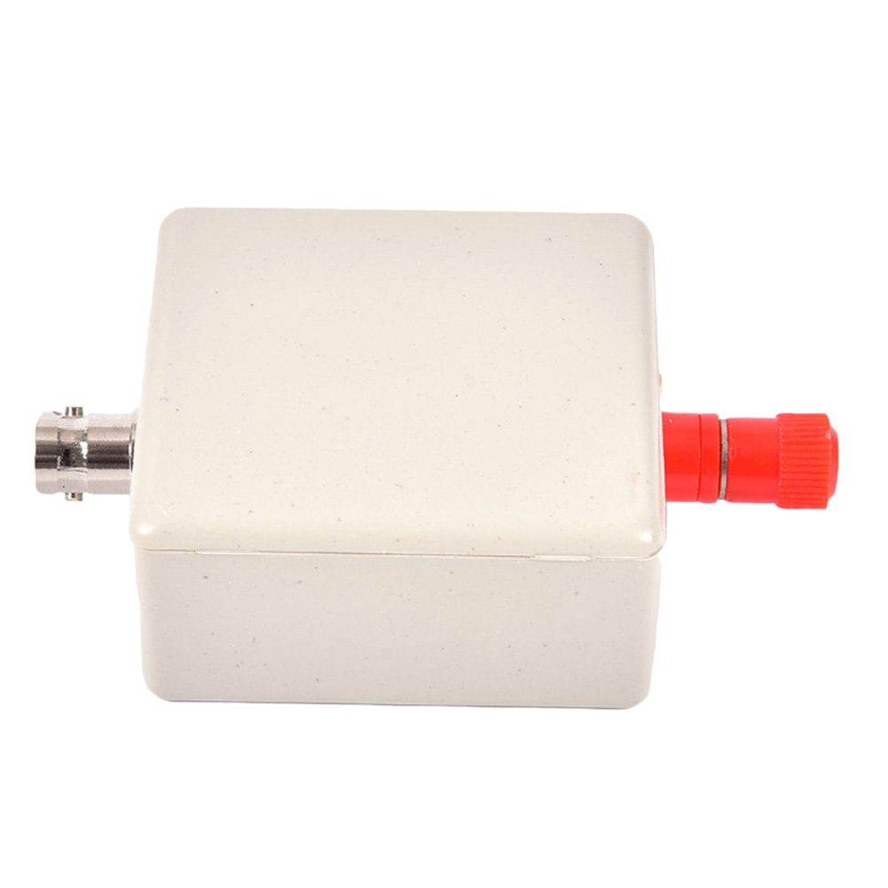 Mini Easy Accessibility Long <font><b>Antenna</b></font> Home 9:1 ABS Accessories White Insulator 100K-<font><b>50MHz</b></font> Balun Impedance Transformer TV RTL SDR image