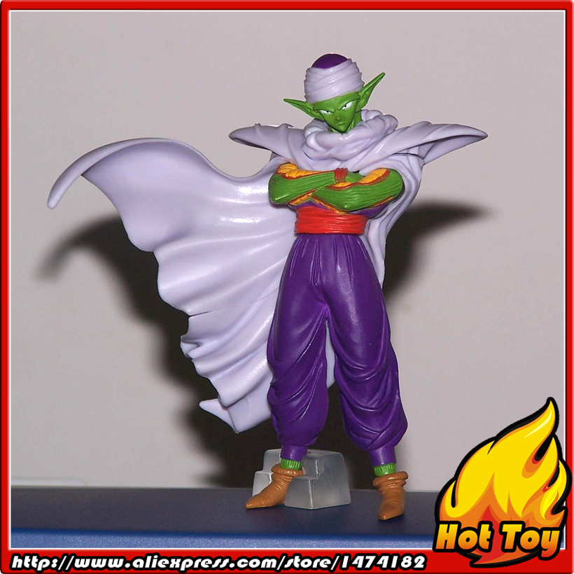 100% Original BANDAI Gashapon PVC Toy Figure HG Part 5 - Piccolo from Japan Anime Dragon Ball Z 100% original bandai gashapon figure hg part 20 goku super saiyan special ver from japan anime dragon ball z 9cm tall