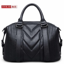 !ZOOLER Fashion women leather bag ladies luxury elegant tote Shoulder bag handbags OL lady stylish Bag Women bag new#3650