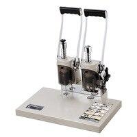 Привязочный аппарат для клепания трубки, электрический сверлильный аппарат для горячего расплава, офисные принадлежности, Обучающие канце