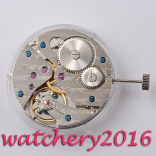 Vintage 17 Jewels 6497 ST3600 Mechanical Hand Winding Watch Movement