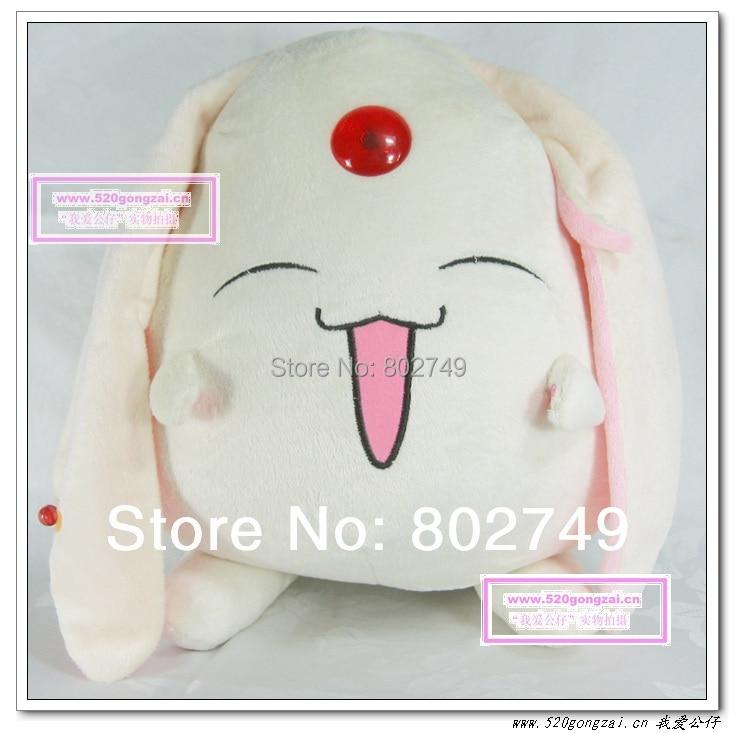 Card Captor Sakura Magic Knight Rayearth Kero angel Pillow 30cm Plush Toys Anime Cartoon Gifts