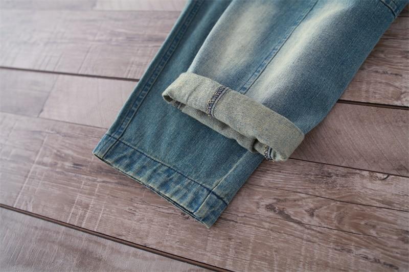 Märke Harem byxor jeans kvinnor denim byxor casual byxor plus - Damkläder - Foto 6