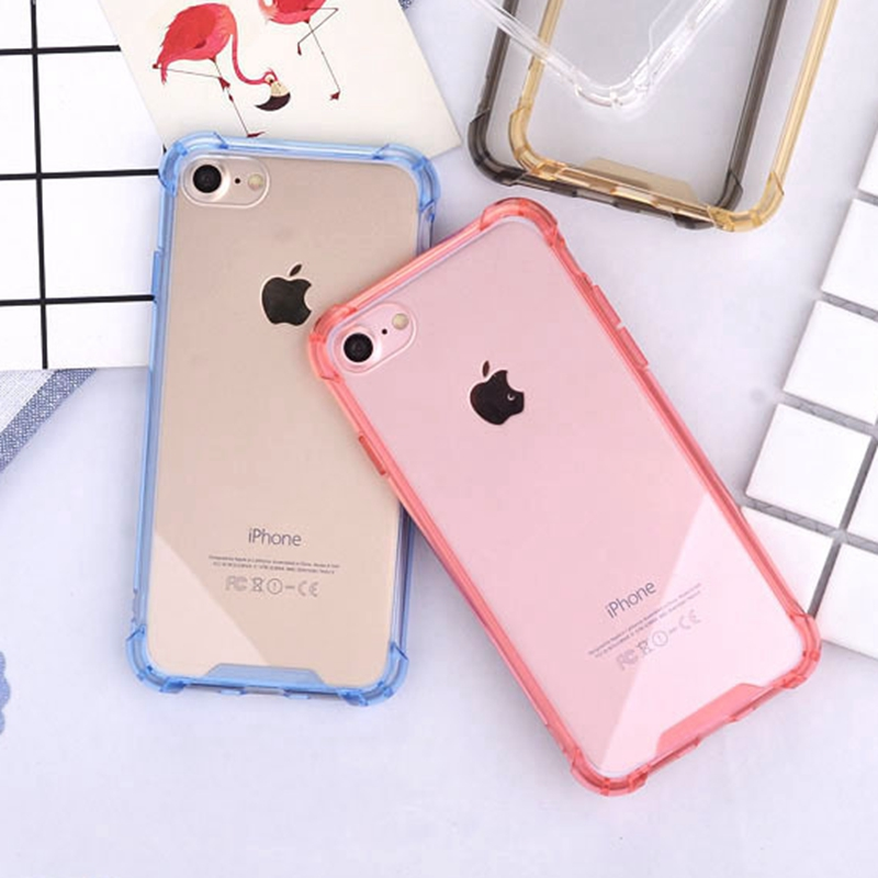 iphone xs clear case shockproof