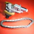 OEM Timing Chain Tensioner FITS AUDI + Chain A4 A6  VW Passat A4 A6 2.4 2.7 2.8 V6 078109087C 078 109 087 F 058 109 229 B