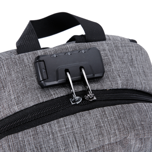 Backpack Anti Theft