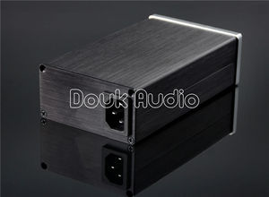Image 4 - Aluminum Enclosure Amplifer Case Verstarker  Mini Chassis W92*H47*D158 mm