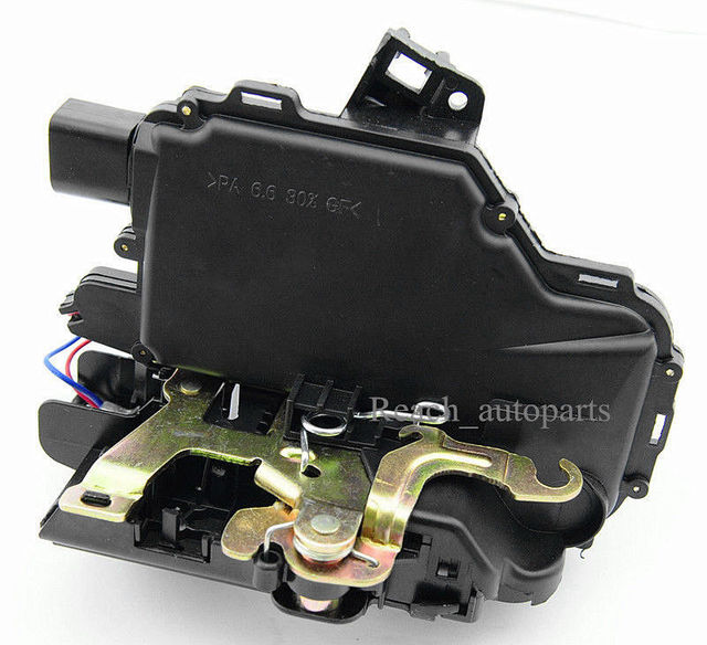 100%Brand OEM Door Lock Actuator Rear Left Passenger Side LH Fit For VW Jetta 4 Golf 4 MK4 GTI Bora Beelte Polo 3B4 839 015A/M