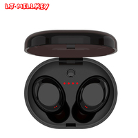 Bluetooth Touch Control Hifi Earphone With Mic TWS Wireless Earbuds Stereo MIC For Phone With Charger