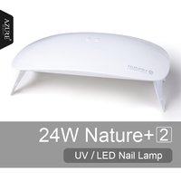 Azure Beauty Nature2 24W UV Led Nail Dryer For Professional Nail Art Home Use Nail Gel
