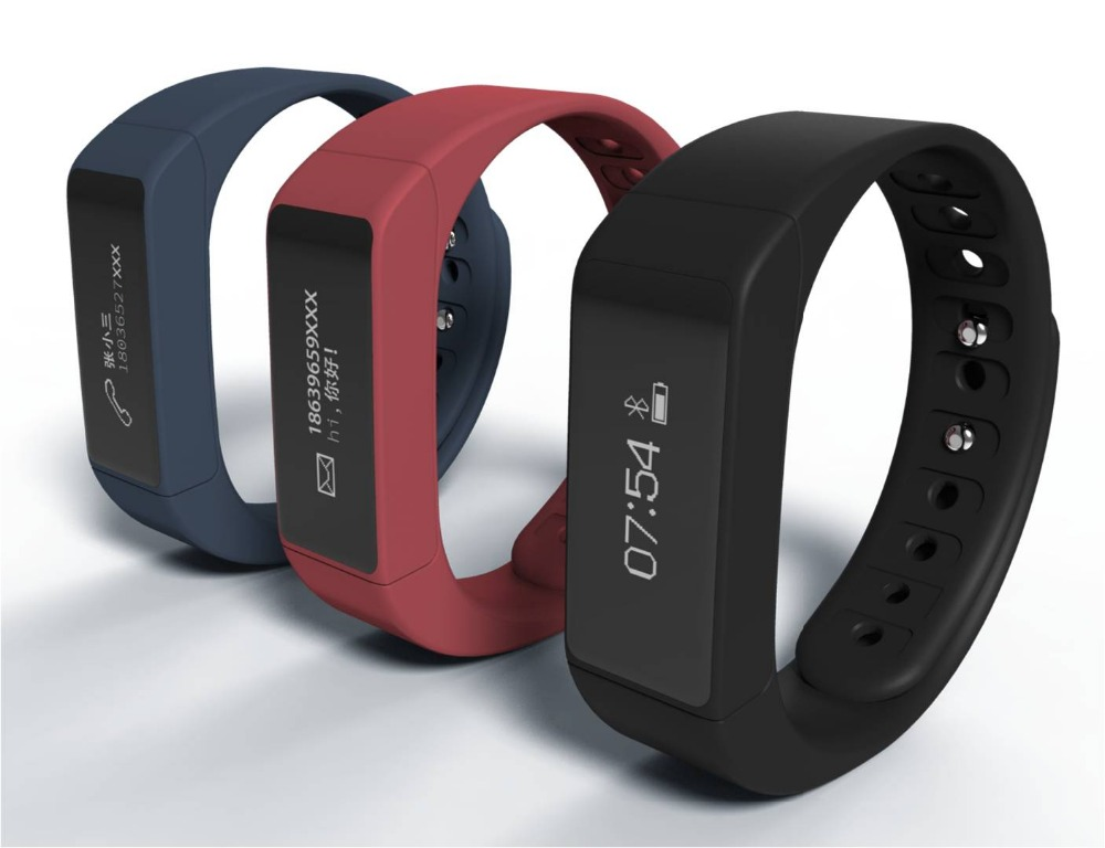 i5 plus Smart Bracelet i5 plus Smart Wristband Bluetooth 4 0 Smartband Smart Band Sleep Monitor