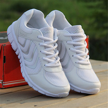 Women casual shoes breathable fashion wome shoes 2017 New Arrivals Mixed colors Women Walking shoes