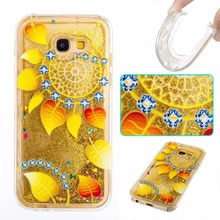 For Samsung Galaxy A3 A5 J3 J5 J7 J710 A310 A510 J510 2015 2016 2017 G530 G360 Core Grand Prime Case Flower Bear Feather Cover