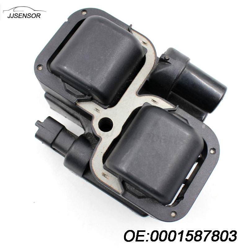 New Ignition Coil For Mercedes C CL CLK ML Class C1444 C1361 UF 359 0001587803