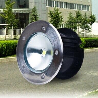 Livraison gratuite 20 W 30 W LED imperméable à l'eau éclairage d'inondation lampe extérieure LED Spot sol jardin cour LED lumière souterraine