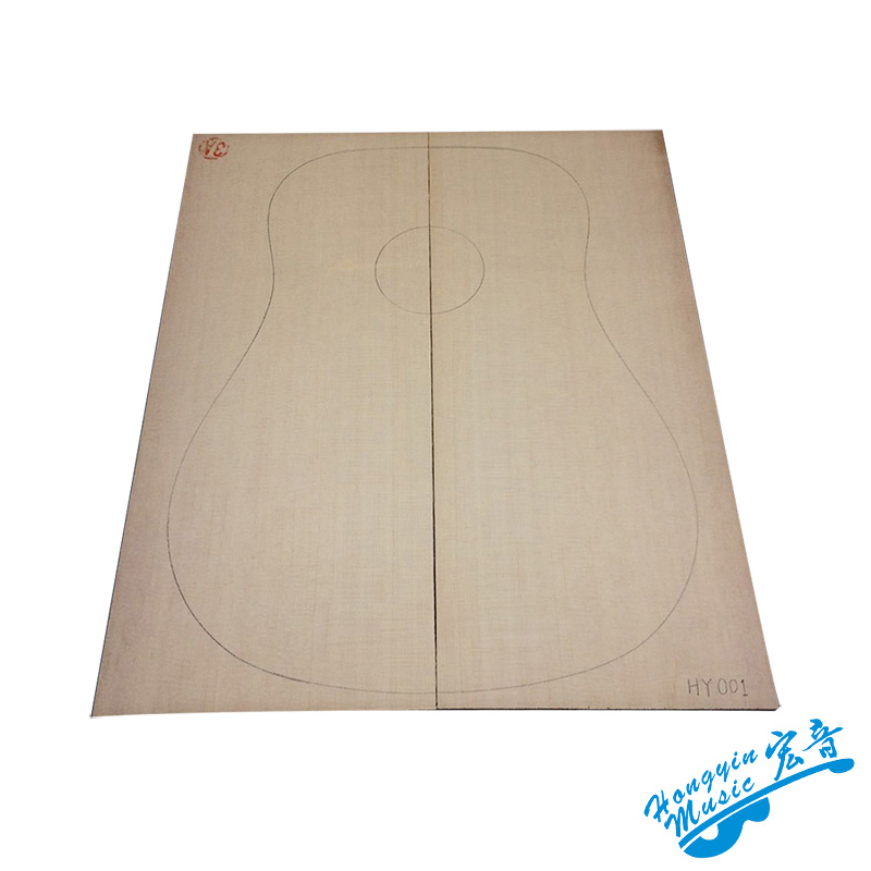Sitka Spruce Solid Wood Guitar Top Board Guitar Making Material Guitar Maintenance Material Tools Make Acoustic Guitar