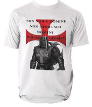 цены Templar T Shirt Knights New Knight Teutonic Crusader Cotton Tshirt New T Shirts Funny Tops Tee New Unisex Funny Tops