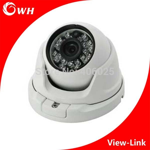 ФОТО  CWH-4204 800TVL 1000TVL 1200TVL 960H Metal Dome indoor CCTV Camera with 10-20M IR Distance Security Camara