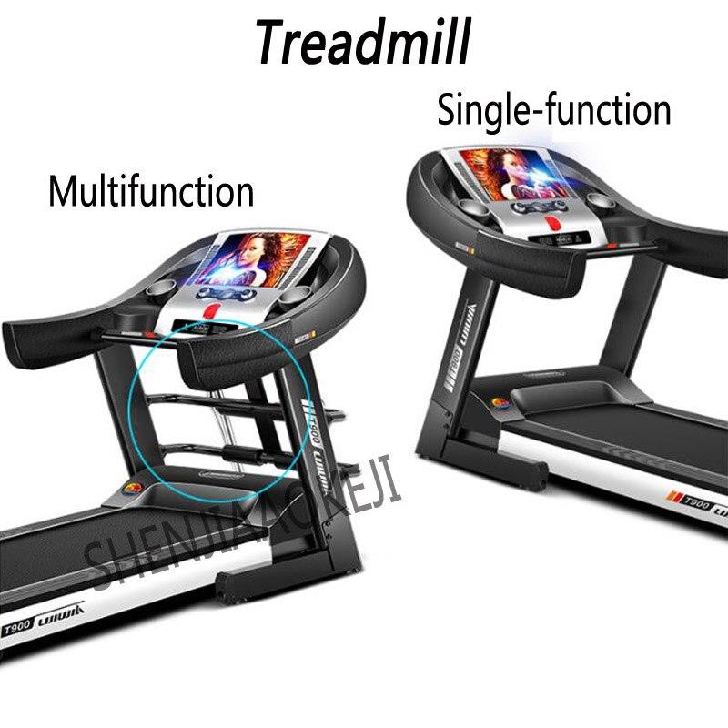 Motorizzato Tapis Roulant Per Uso Domestico interna ultra-silenzioso elettrico tapis roulant pieghevole Intelligente multifunzionale attrezzature per il fitness