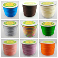 2mm Rattail Satin Cord Chinese Knot Beading Cord: Nylon 100yd Spool NCN6S