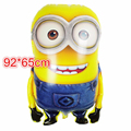 Hot Big Size 92*65cm Minions044054464 Classic toys Inflatable Balloon Despicable Me Party Supplies Birthday Christmas decoration
