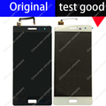 5.0 inch white black bluboo Xtouch X500  original lcd display + touch screen assembly for bluboo xtouch x500