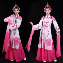 National Beijing Opera Chinese Classical stage wear Hanfu Princess Dress Ancient Fairy Cosplay Woman Long Sleeves Dance Costume
