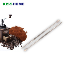 1 pcs Stainless Steel Coffee Art Needles Coffeeware Polishing Caramel Macchiato Mould Aluminum Accessories