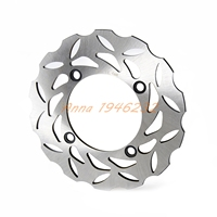New Motorcycle Rear Brake Disc Rotor For Triumph DAYTONA 600 675 T595 T955i BABY SPEED TT