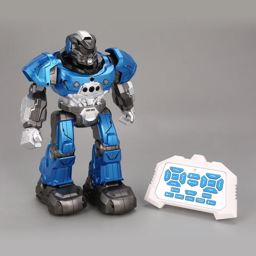 JJR/C JJRC R5 CADY WILI Intelligent RC Robot Intelligent programmation éducation RC Robot Auto suivre geste contrôle jouets pour enfants
