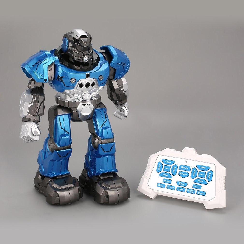 JJR/C JJRC R5 CADY WILI Smart RC Robot Intelligent Programmation L'éducation RC Robot Auto Suivre Geste Contrôle Jouets pour enfants