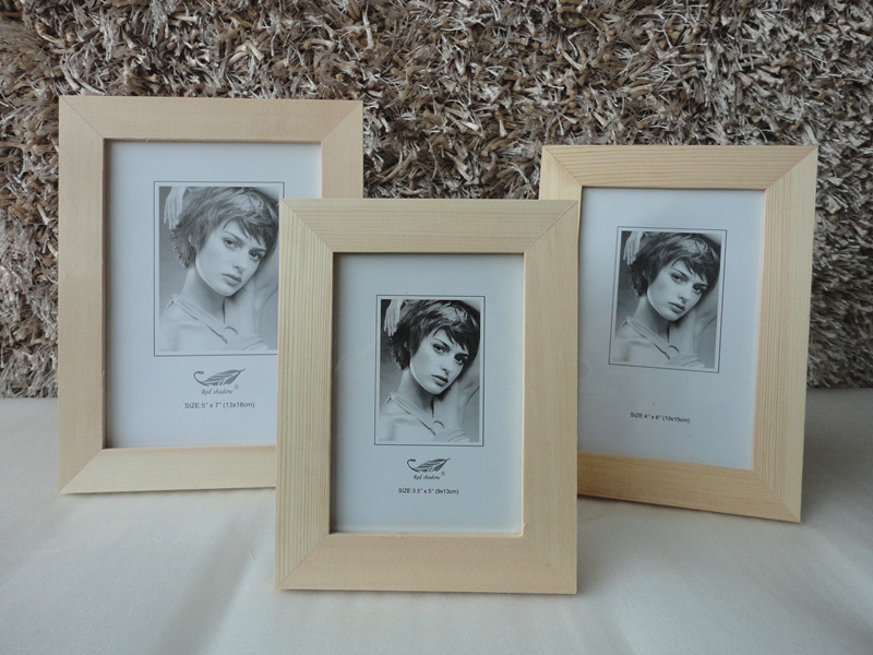 popular 8x10 wood picture frames buy cheap 8x10 wood picture frames lots from china 8x10 wood. Black Bedroom Furniture Sets. Home Design Ideas