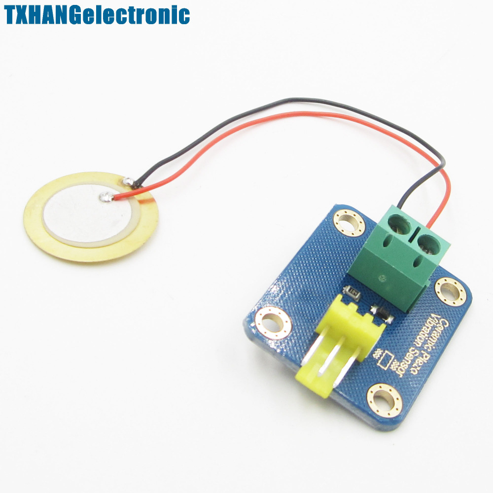 Ceramic Piezo Vibration Sensor Uno Rev3 Micro Controller Develope Driver Circuit For Arduino In Integrated Circuits From Electronic Components Supplies On