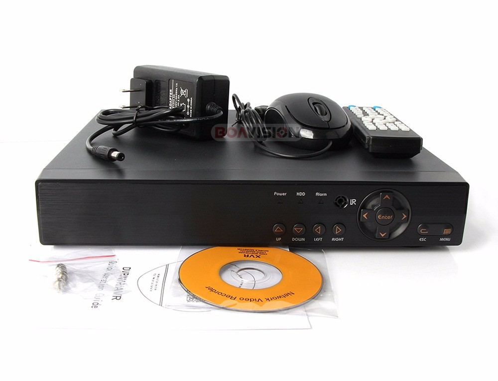15 16Ch Security Video Recorder