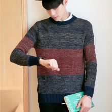 2016 Winter Sweater Men Brand Hombre Clothing Knitting Patterns Warm Thick  Sweater Pullover Pull Homme Male Sweaters XXXL 50