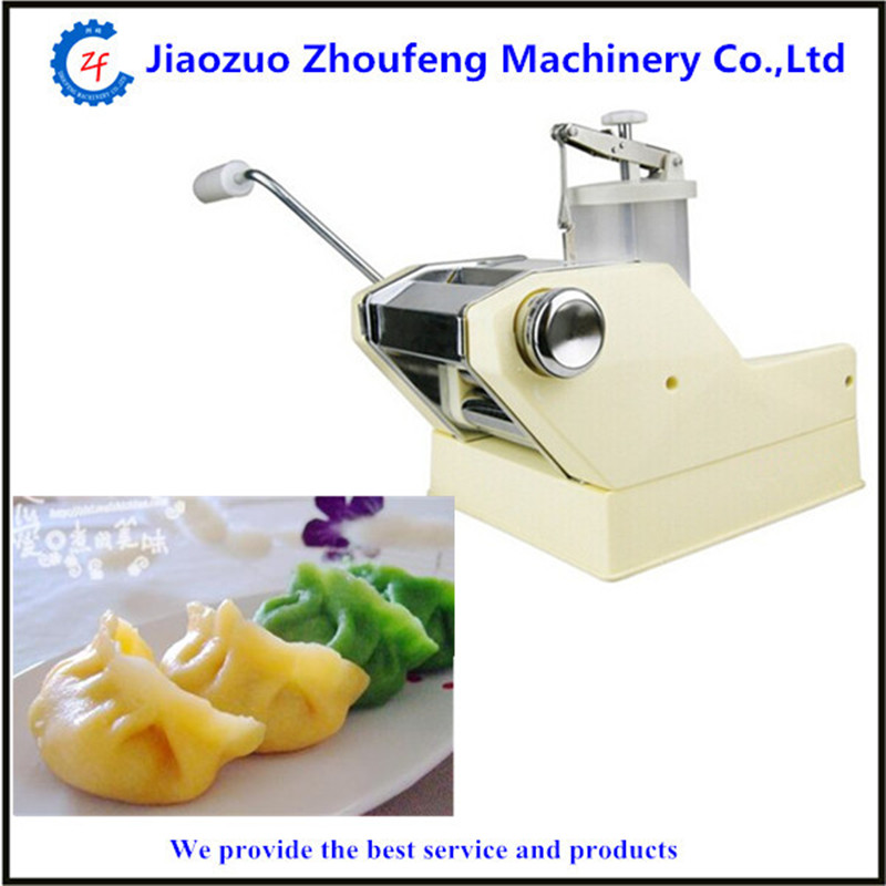 Manual home use Chinese traditional jiaozi making machine dumplings maker  ZF high quality household manual hand dumpling maker mini press dough jiaozi momo making machine