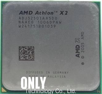 940 Dual Core Processor AMD Athlon 64 X2 3250e ADJ3250IAA5DO 1.5GHz Socket AM2