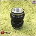 SN108160BL2-BCV/Ajuste BC coilover tipo V1 Hilo M50 * 1.5/suspensión Neumática Doble enrollar bolsa de aire de goma/airbag amortiguador